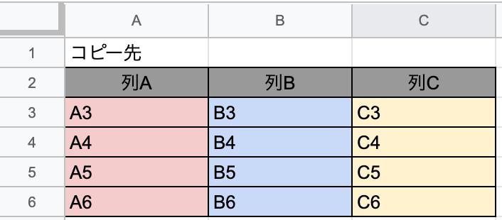 copyTo() - 実行前9 - 1